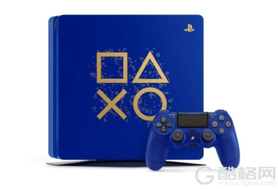 "索尼发布""PLAYSTATION4 DAYS OF PLAY 限量版"""